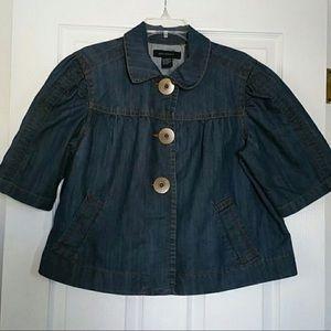 Lane Bryant | Venezia Denim Jacket